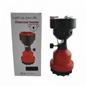 Gas Charcoal Heater Aladin Hookah Shisha