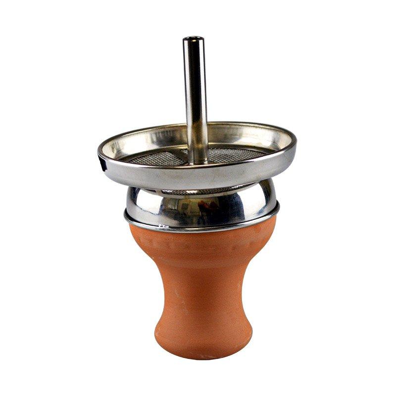 Mockingbird & Clay Bowl Aladin Hookah Shisha