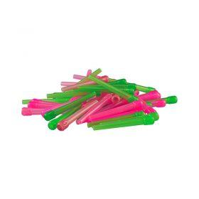 Ακροφύσια Ναργιλέ 9cm χρωματιστά
