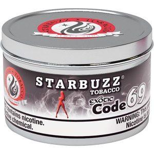 Starbuzz Code69 Καπνός για ναργιλέ 100g