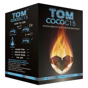 Tom Coco Blue Hookah Charcoal 1kg