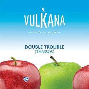 Vulkana Double apple διπλό μήλο καπνός Ναργιλέ