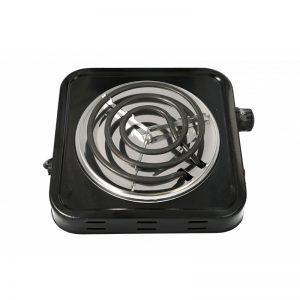 Electric Charcoal Heater black 1000watt