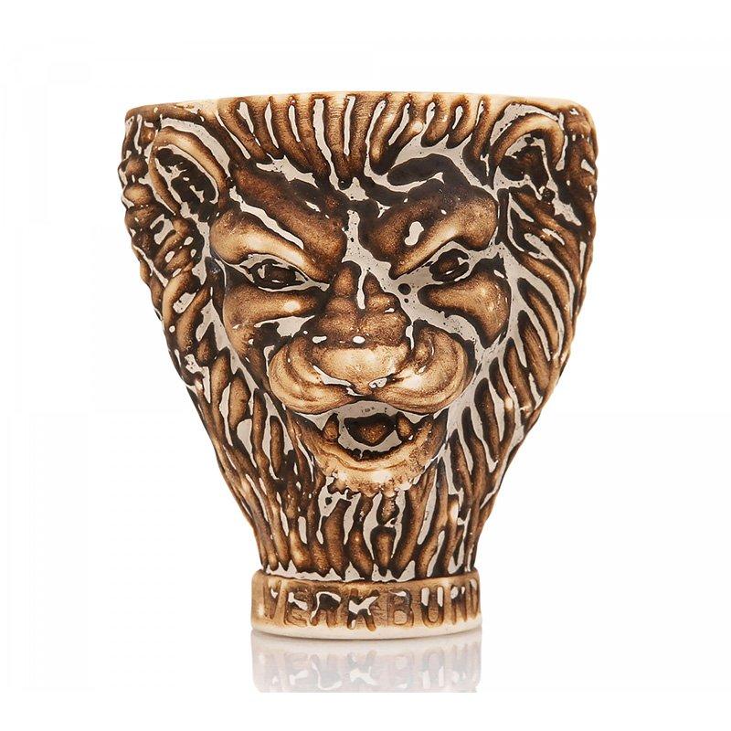 Werkbund lion Hookah Bowl