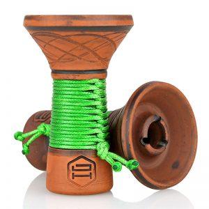 Japona Hookah Ego Bowl Green