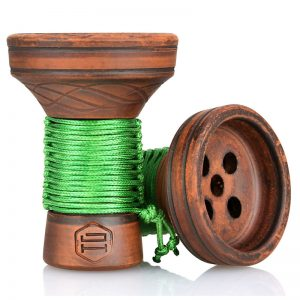 Japona Hookah Killer Bowl Green