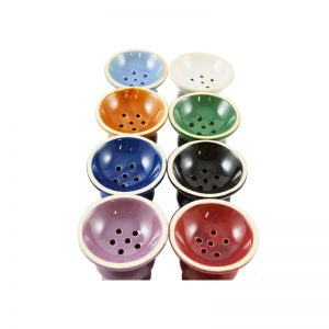 Large Ceramic Shisha Bowl