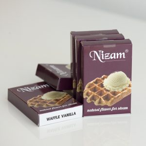 Nizam Shisha Taste, Waffle Vanilla