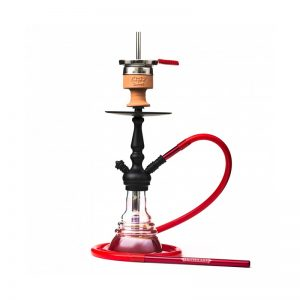 Amy 340R Little Zuri shisha red