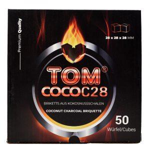Tom Coco C28 Charcoal box